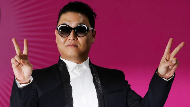 "PSY's ""Gentleman"" Continues to Break YouTube Records"
