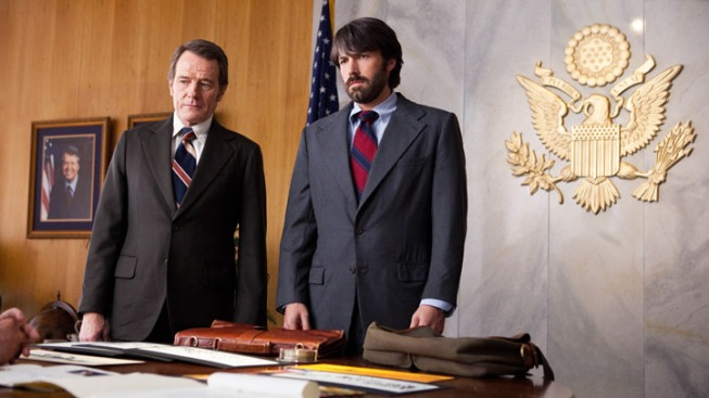 """Argo"" Named Best Film at Britain's Oscars"