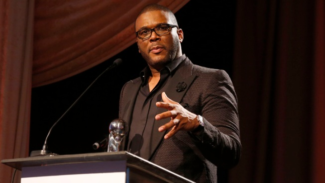 Actor Tyler Perry Donates $100K to Ohio Schools
