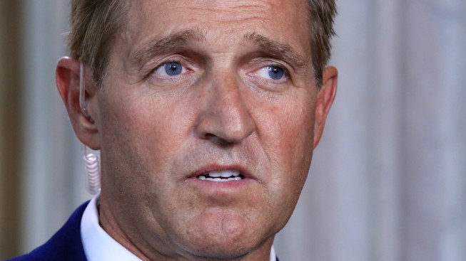 Sen. Flake: I Would Not Vote to Impeach Trump