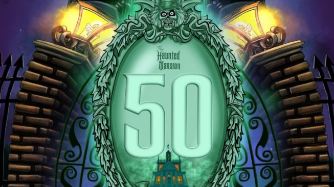 Parties Are Materializing for the Haunted Mansion's 50th