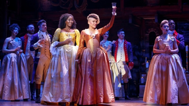 Weekend: 'Hamilton' Is Here