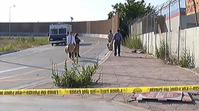 Police Investigating Body Found Along Interstate 5 in Arleta