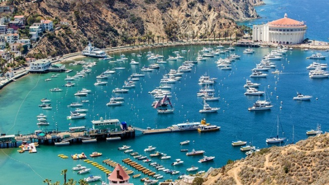 Wintertime Package: Escape to Catalina