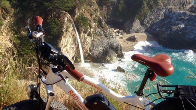 Big Sur Island: A Two-Wheel'd Adventure