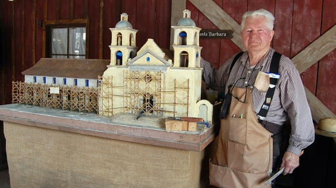 California Mission Models Return to Knott's