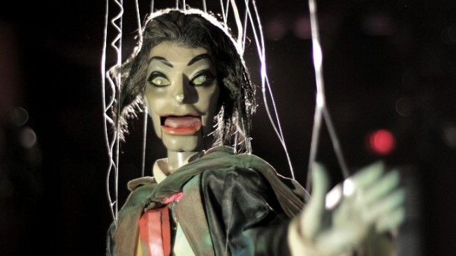 Marionettes, Halloween, and Vintage Delights