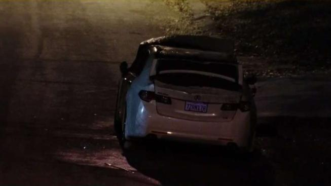 Man Found Dead in Burned Out Car in East Los Angeles - NBC Southern