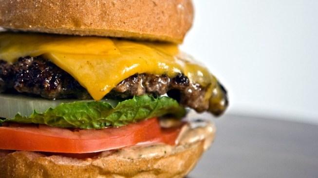 Buy a Burger, Help a Garden