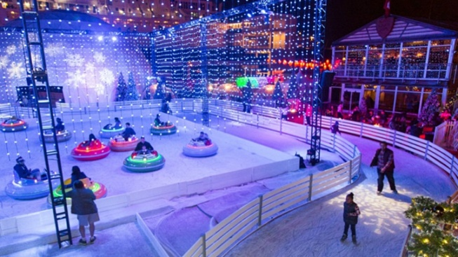 Free Entry for SoCal Firefighters at Queen Mary's CHILL