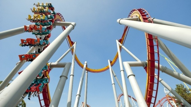 Visit Knott's Berry Farm for Military Tribute Days