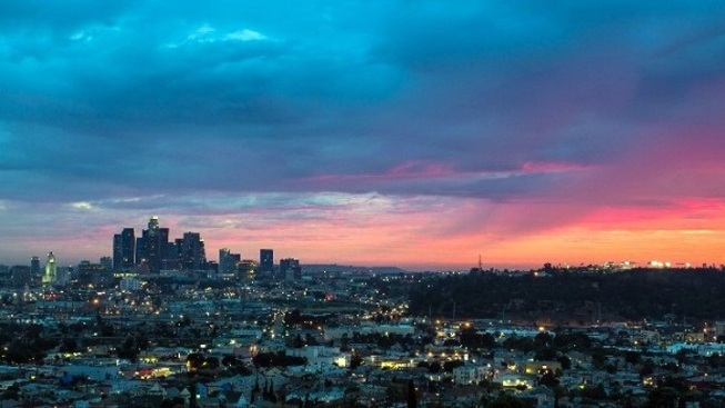 LA Ranks on Lonely Planet's 'Best in Travel 2017'