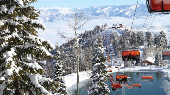 Escape to Utah's Largest Ski Resort
