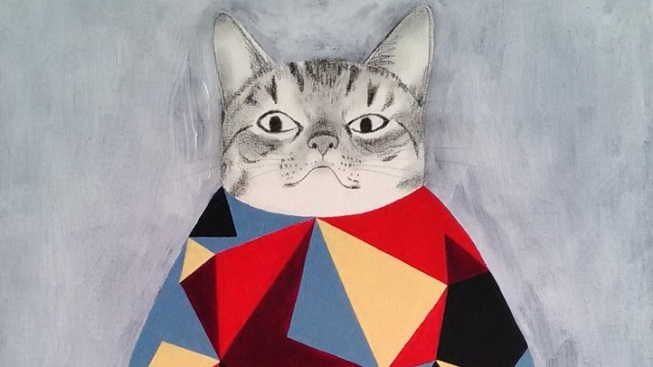 Purr: Cat Art Show 2 LA
