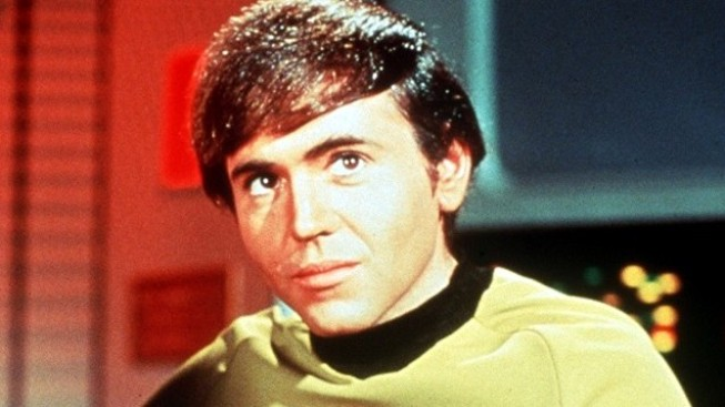 We Love You, Mr. Chekov