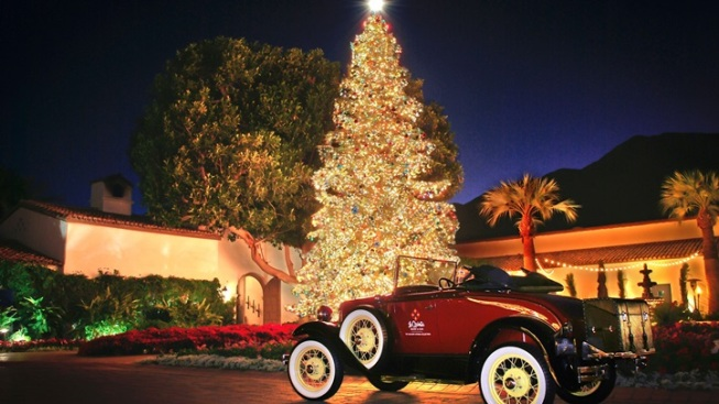 Old-Fashioned Festive: La Quinta at Christmas