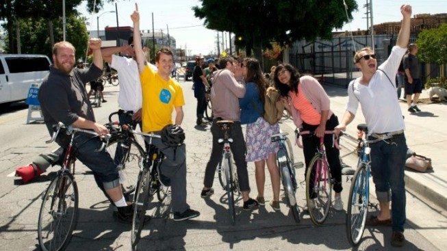Weekend: CicLAvia Takes a Fresh Route