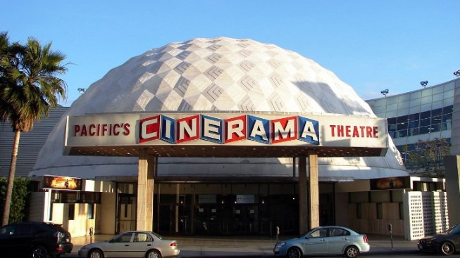 Cinerama's Big 60th