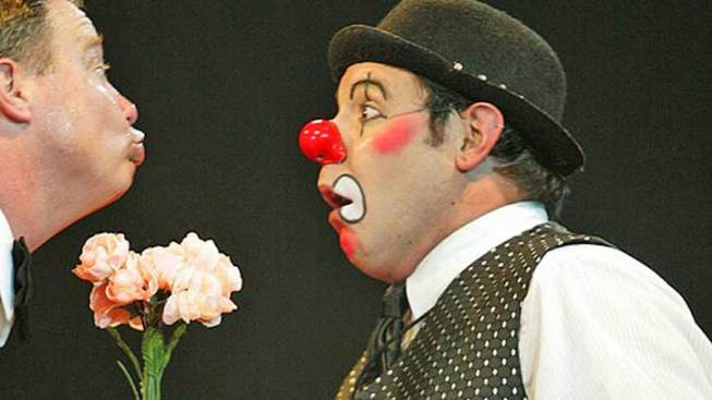 Clown Hopefuls Audition in Anaheim for Ringling Brothers Circus