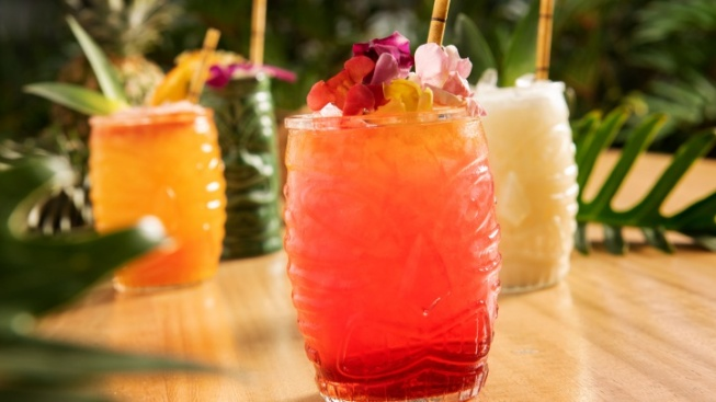 Cool Down at The Mixing Room's Tiki Thursdays