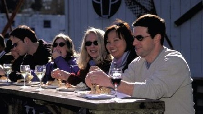Delish Times in Mendocino: Crab, Wine and Beer Fest