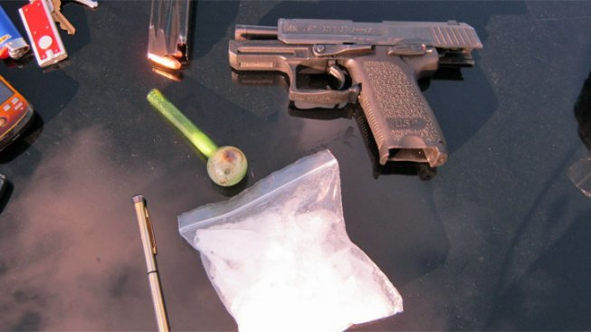 Gang Bust Nets Record Illegal Weapons Seizure