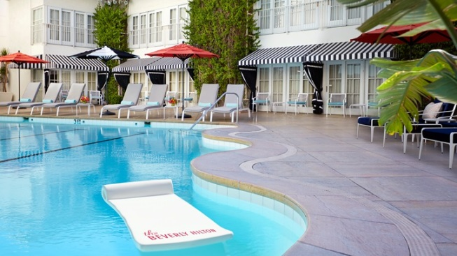 Labor Day Splash at The Beverly Hilton