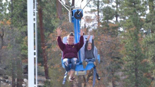Soar to Big Bear Lake for Alfresco Fall Fun