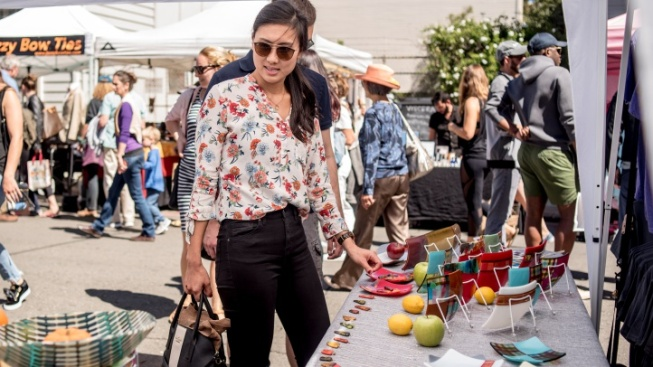 Sustainable Design Reigns at Urban Air Market