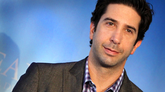 """Friends"" Star Helps NYPD Investigate Disturbance"