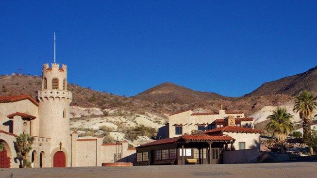 Scotty's Castle Days: Death Valley Weekend
