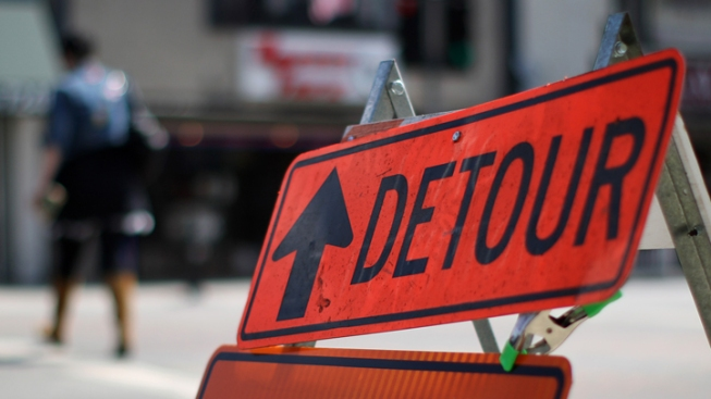 405 Freeway Project Prompts Overnight Closures in Sepulveda Pass