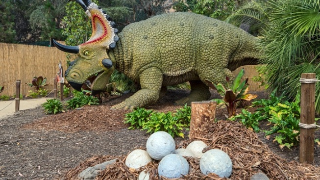New at LA Zoo: Diabloceratops Hatchlings