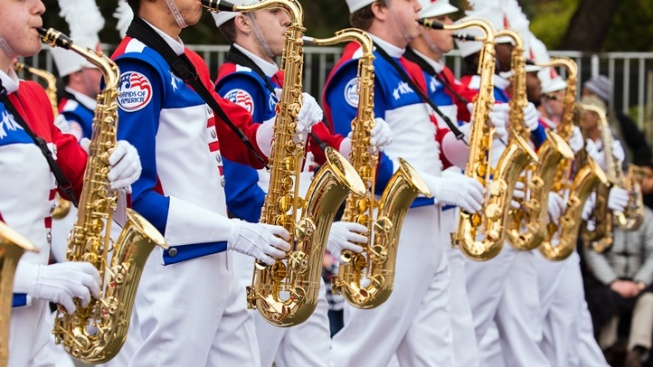 Bandfest Heralds the Coming of the Rose Parade