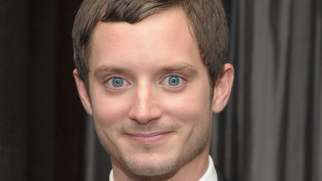 Elijah Wood, Bunnies, and Happiness