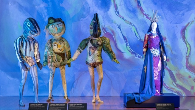 'Chagall: Fantasies for the Stage' Opens at LACMA