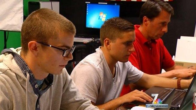 SDSU Students Work on Boston Bombings Case