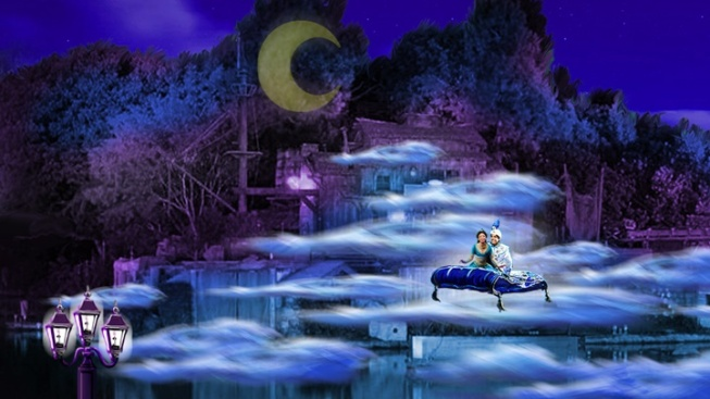 'Fantasmic!' Dining Reservations Open