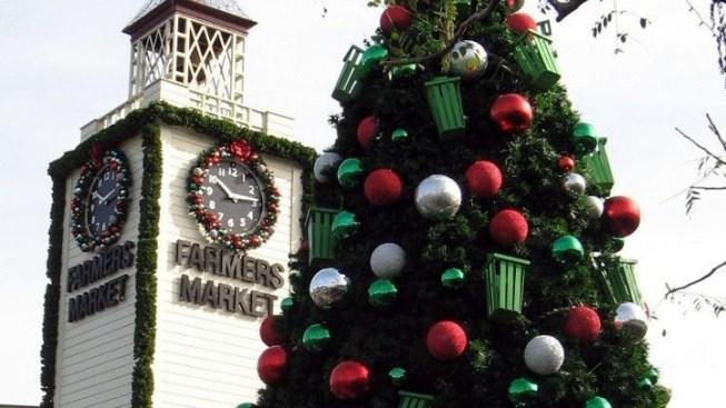 Festive Farmers Merry Market