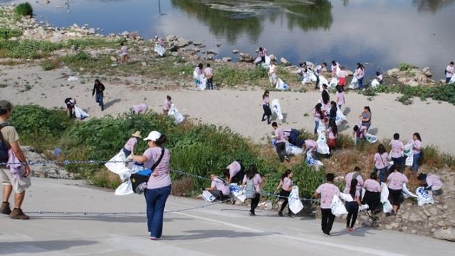 LA River: Three Saturdays, One Big CleanUp