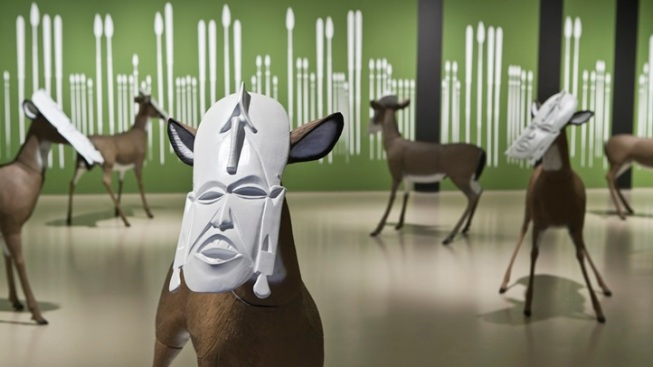 Disguise: Masks & Global African Art at the Fowler