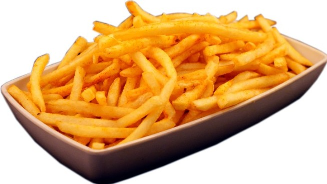 Free Fries Fry-day