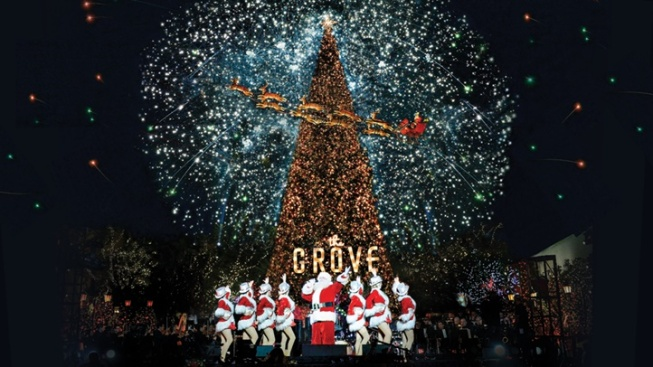 Mondo Show: The Grove Tree Lighting