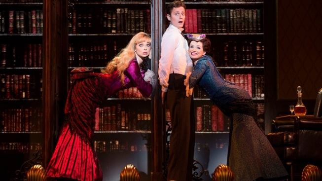 Outlandish Ahmanson: 'Love and Murder'