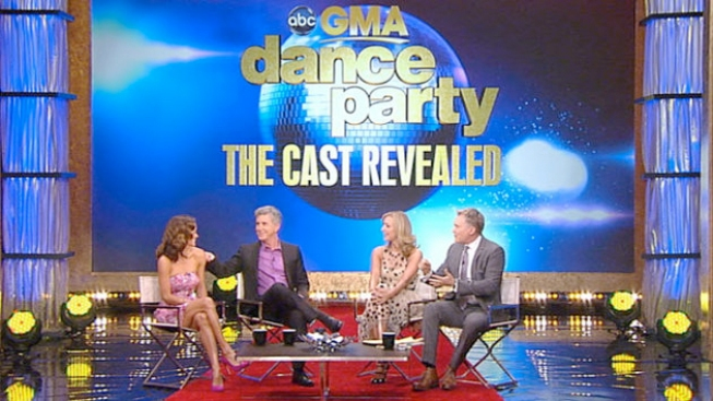 "New ""Dancing with the Stars"" Cast Revealed: D.L. Hughley, Wynonna Judd, Aly Raisman, Dorothy Hamill & More"