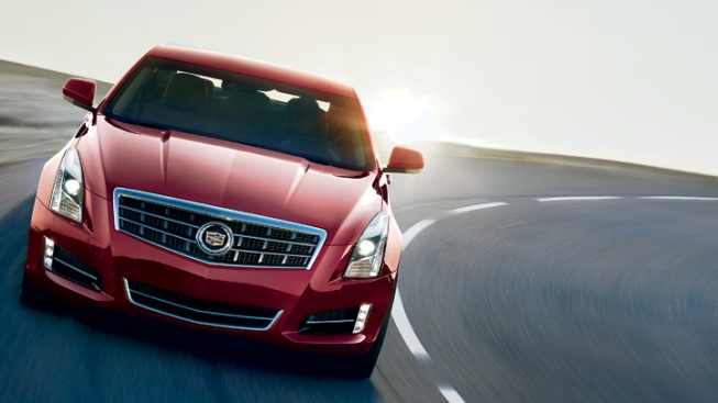 The Cadillac ATS: Holiday Shopping Made Easy