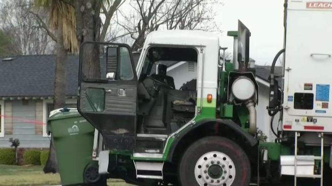Garbage Truck Driver Dead After Being Struck by His Own ...