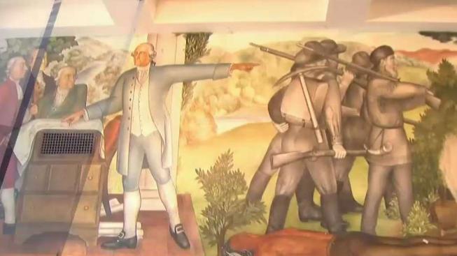 San Francisco High School to Paint Over Historic George Washington Mural