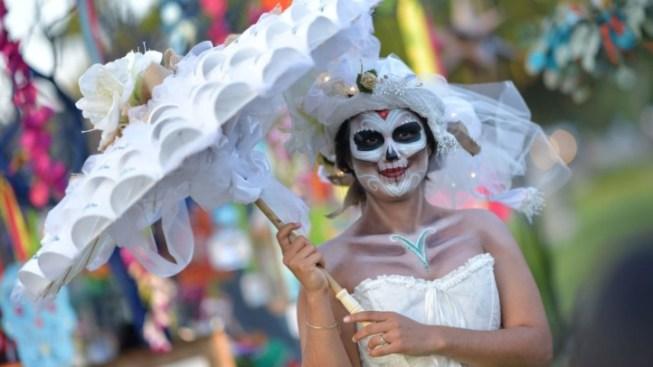 Weekend: Día de los Muertos at Hollywood Forever