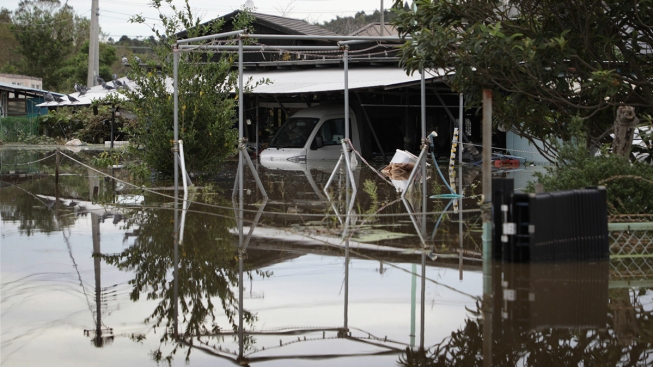 Floods, Mudslides From Heavy Rain in Japan Kill at Least 10